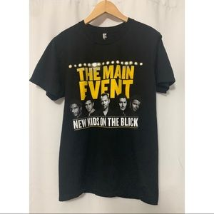 New Kids on the Block NKOTB Concert Tee Size Small